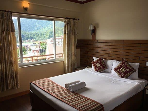 Third Pole Hotel room