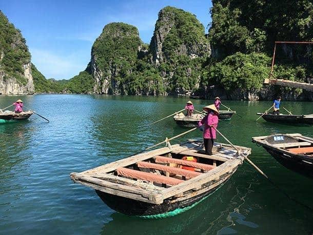 Passport requirements for Vietnam