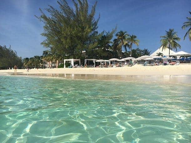 Cayman Islands 7 mile beach