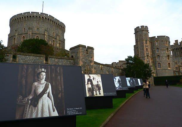 Windsor castle visit