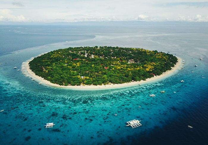 Balicasag island, Philippines