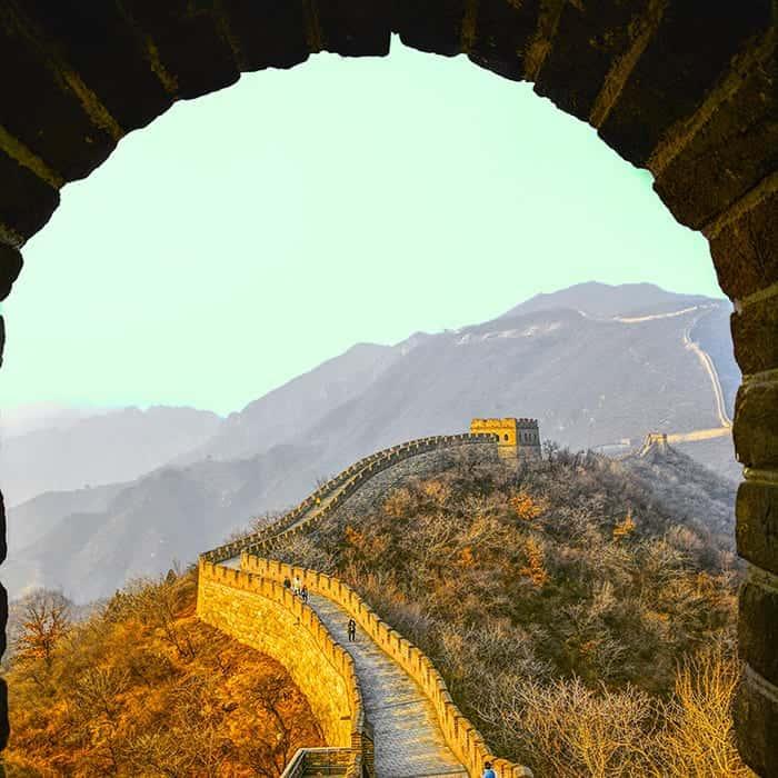 Passport and visa info for China