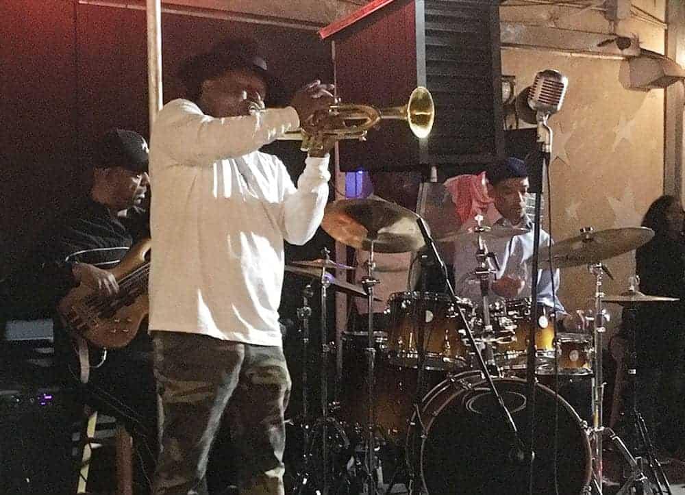 Jazz in Treme