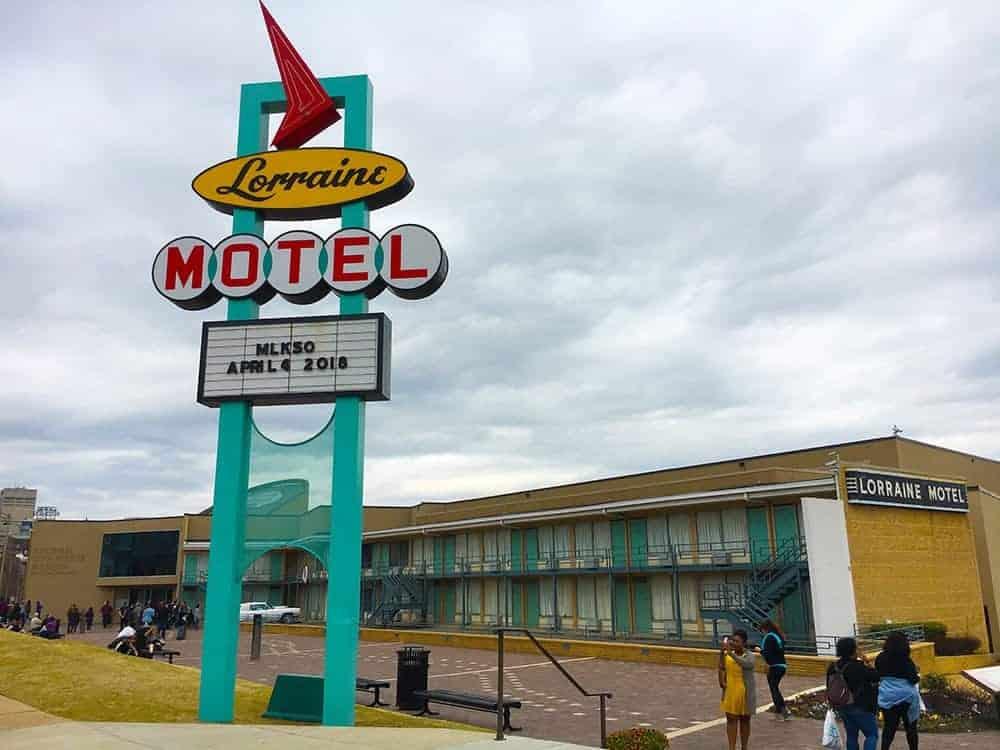 Lorraine Motel Memphis