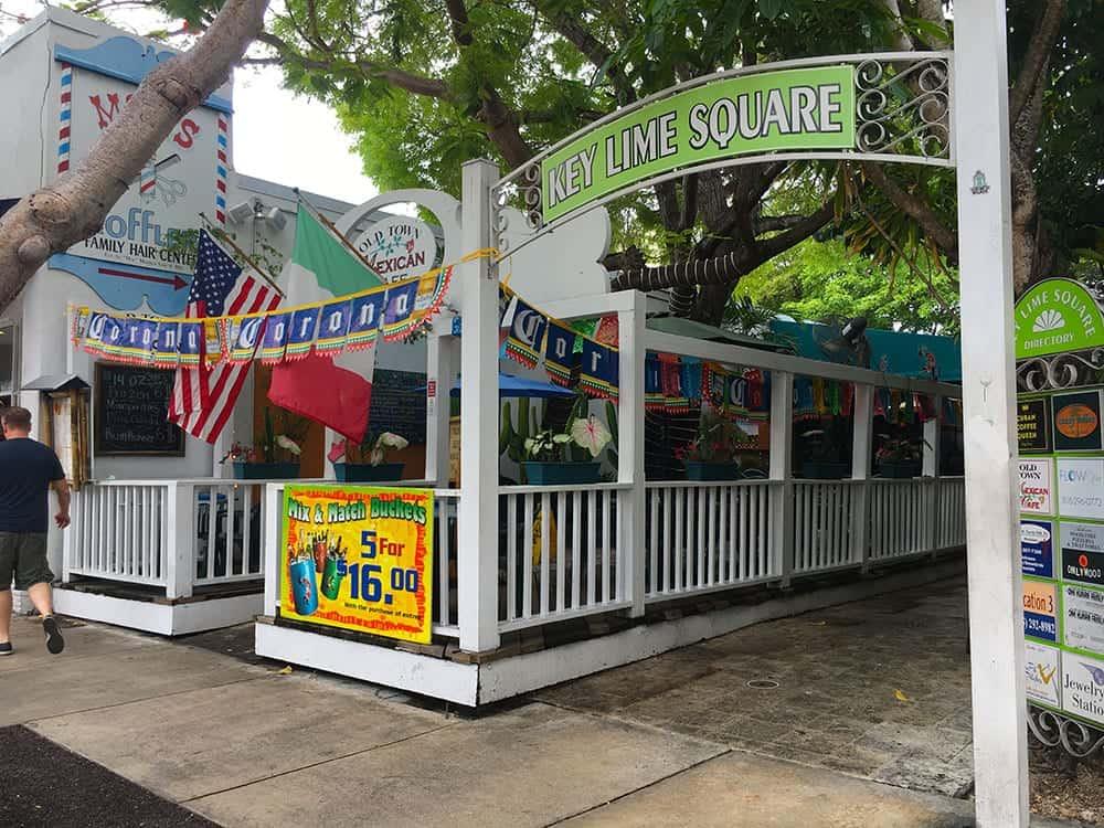 Key Lime Square Key West