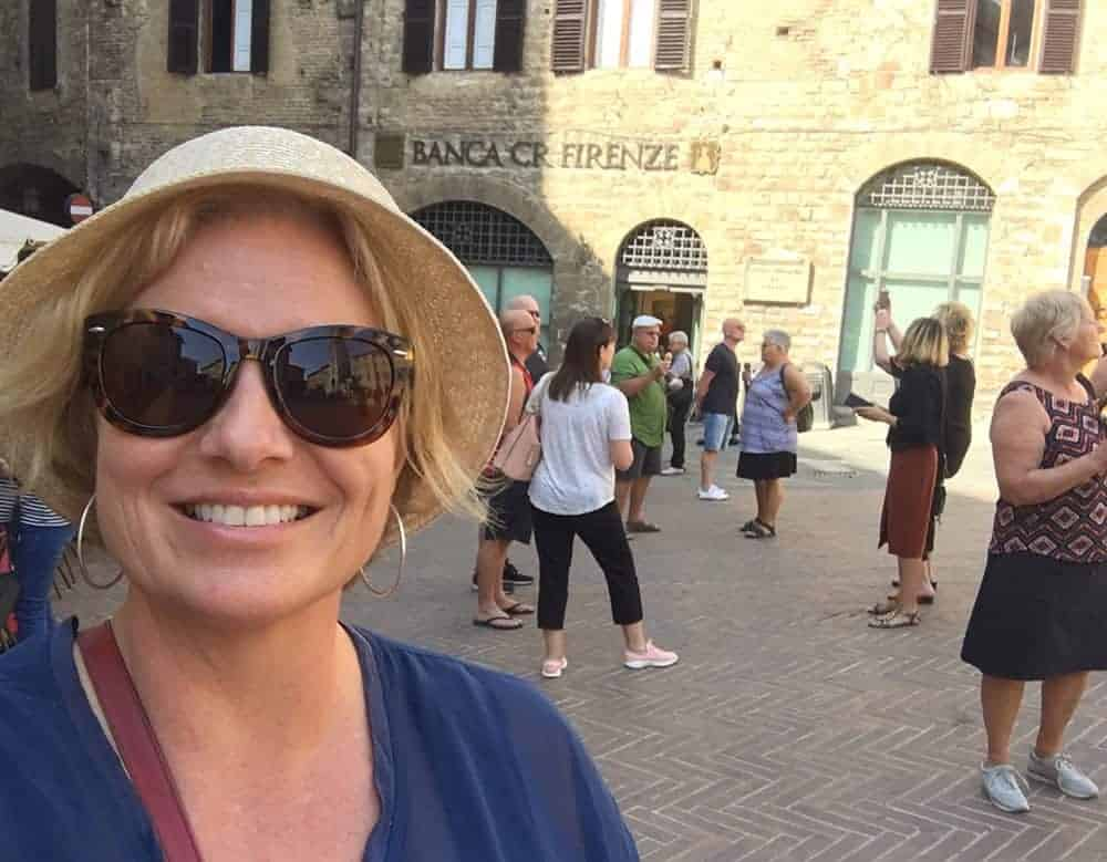 Hosting a group tour in Italy