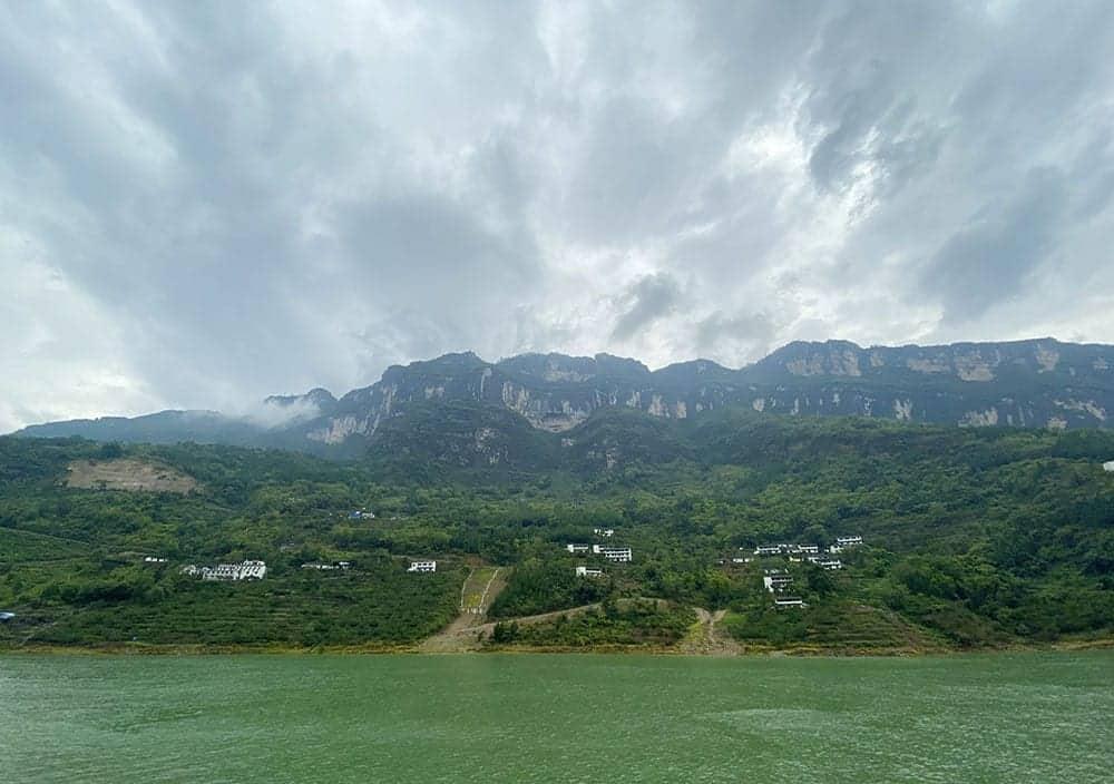 Farming communities on the Yangtze River