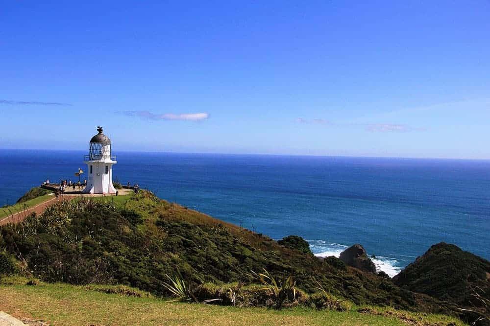 Cape Reinga lighthouse