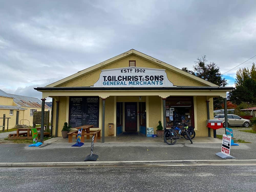 Ophir general store