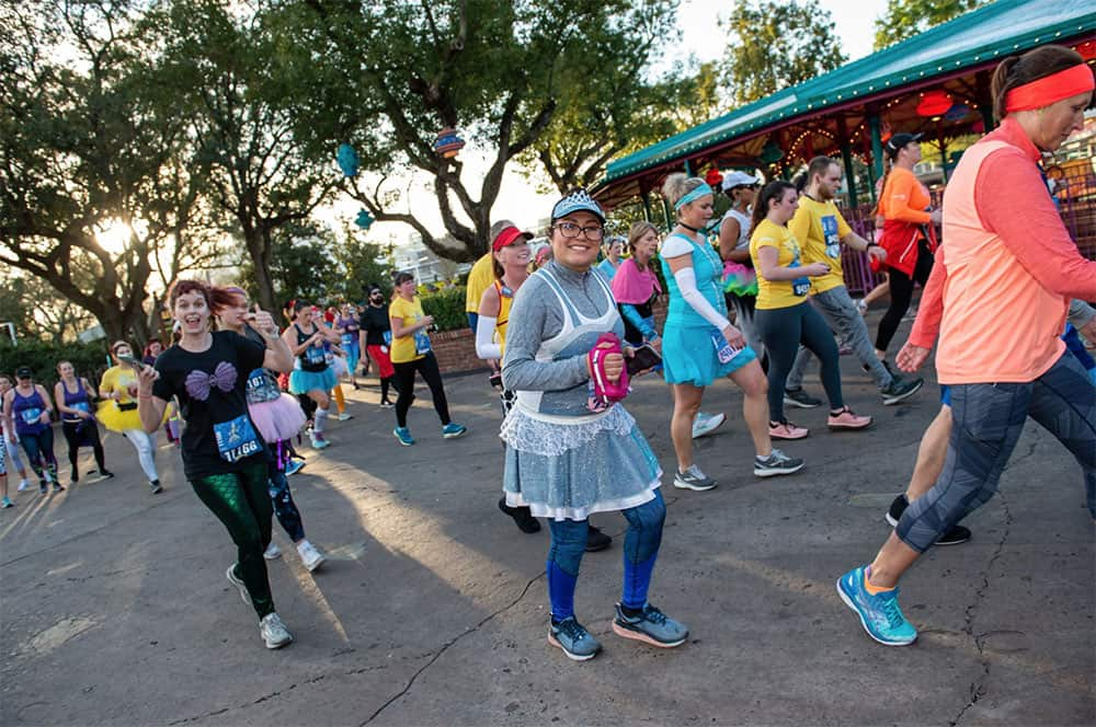 The Disney Marathon!