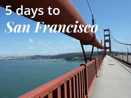 Driving the PCH from Los Angeles to San Francisco in 5 days