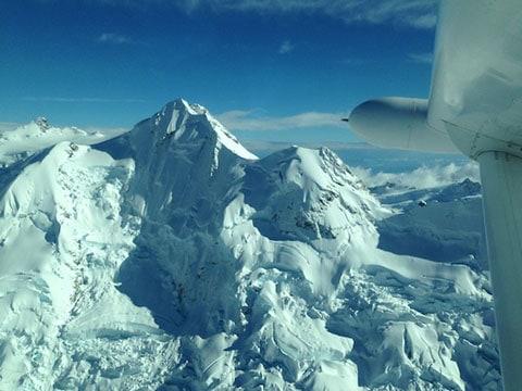 Air Safaris Mt Cook