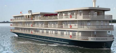Luftner cruises Amadeus