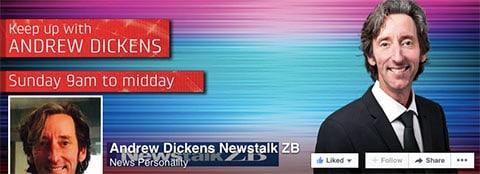 Andrew Dickens FB
