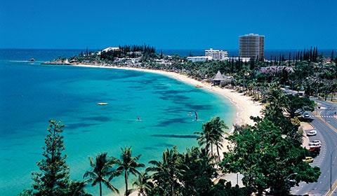 Anse vata New Caledonia
