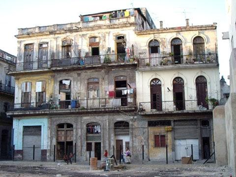 Cuba apartment