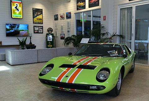 Aravina car museum