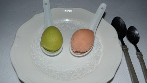 Cape Kidnappers dessert