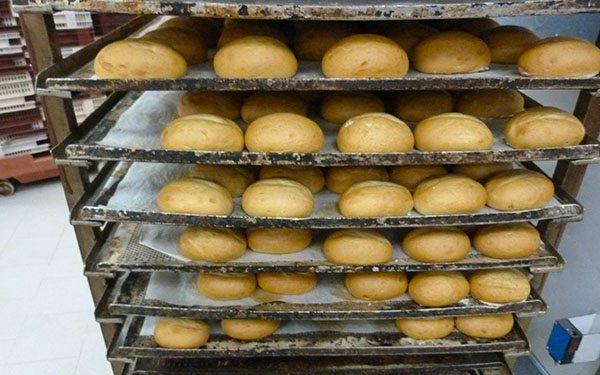 Cathay rolls in kitchen
