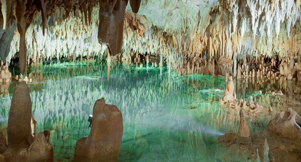 Cayman Caves