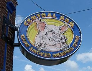 Central BBQ Memphis
