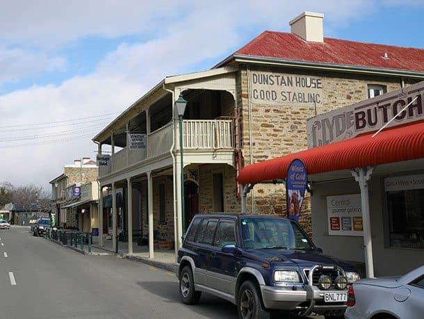 Clyde Central Otago