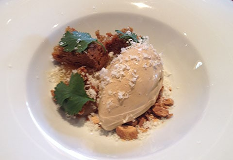 Hentley Farm dessert