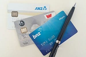 Credit cards for travelling