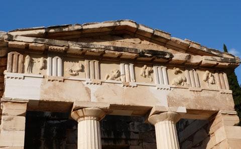 Delphi treasury