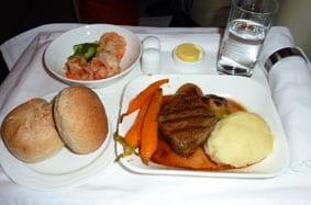 Emirates steak