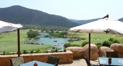 Gary Player golf course, Sun City