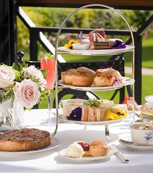 Goring Hotel high tea