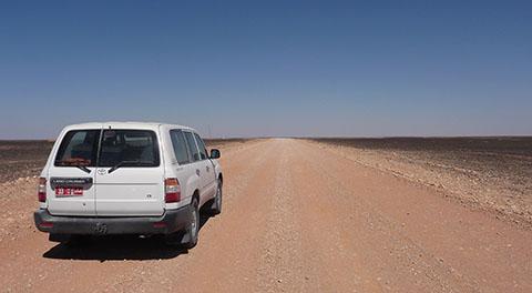 Oman road