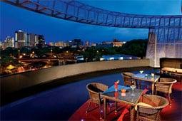 Halo Bar, Singapore