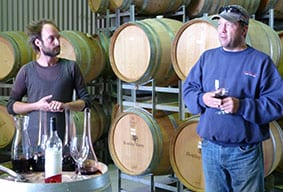 Hentley winemaker