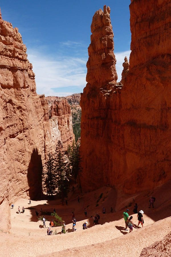 Navajo Bryce Canyon