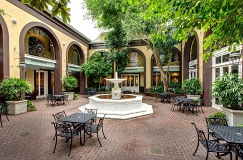 Hotel Mazarin New Orleans in the French Quarter