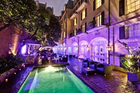 Hotel le Marais New Orleans in the French Quarter