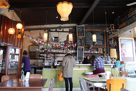 Laundary cafe and bar Wellington