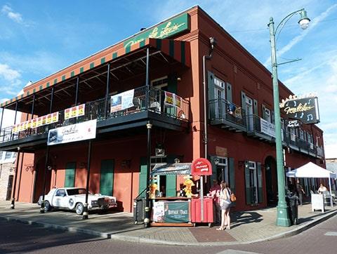 Jerry Lee Lewis Beale Street