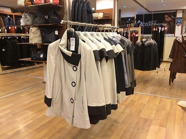 Kusadasi leather coat