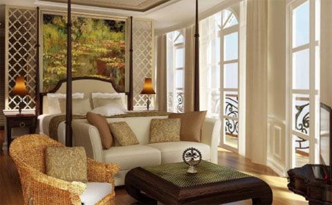 Luftner cruise suite