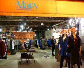 Mary Portas in House of Fraser