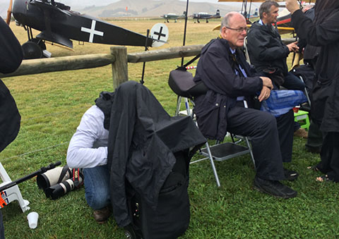 Uploading images Royal Visit NZ