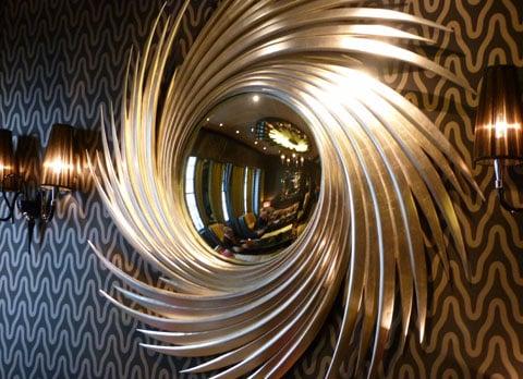 Fleming mirror