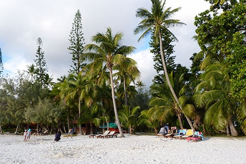 Oure Tere resort Isle of Pines