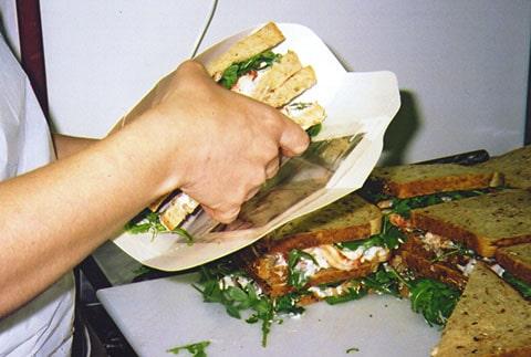 Pret sandwich London
