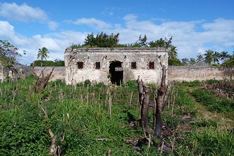 Prison Isle of Pines