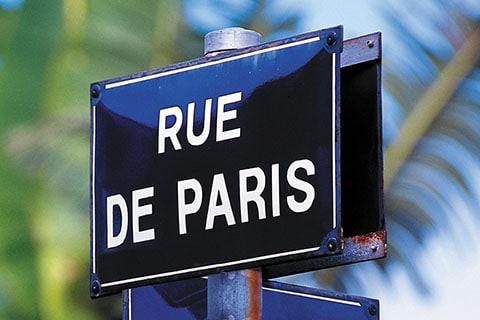 Noumea Paris