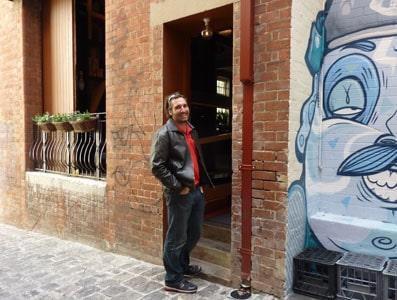 Helvetica Bar Perth